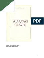 Algunas Claves - Samuel Schkolnik
