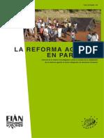 Reforma Agraria en Paraguay