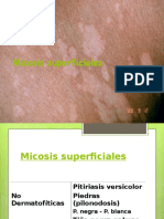 Clase 6 Micosis Superciales 2016