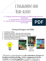 active engagement and read-alouds