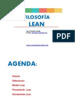 Sesion 1 - Introducción a Lean