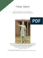 algebra college.pdf