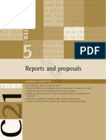 Reports and Proposals Eunson