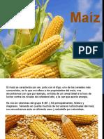 Maiz No Alimentaria Exp