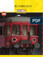 BRAWA New Items Leaflet 2012 E
