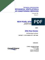 MVAC Specification