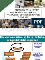 01.- Implementacion de Sst en Salud