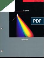 GE 1993 Lamp Catalog