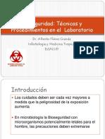 09.- Bioseguridad Tecnicas y Procedimientos en El Laboratorio
