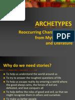 archetypes shorter
