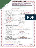 Important Study Materials Pg Trb English Patr 2 Unit Test 1 Watermark