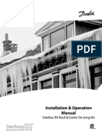 Danfoss RX Installation Manual