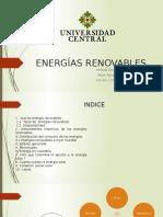 ENERGÍAS RENOVABLES v1