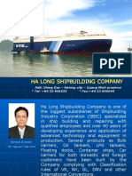 Halong Shipyar Profile