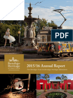 Bendigo Heritage Attractions - Annual Report - 2015-16