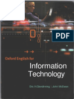 Oxford English for Infomation Technology 3