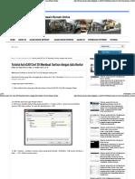 Tutorial AutoCAD Civil 3D Membuat Surface Dengan Data Kontur
