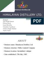 Himalyan Distillery Final