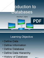 Part1 - Introduction to Databases