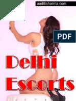 High Profile Delhi Escorts Aaditi Escorts Service