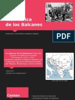 Guerra Interétnica de los Balcanes.pptx