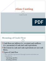 Construction Costing-Section B-Cash Flow