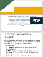 Proceso Proyecto Diseño
