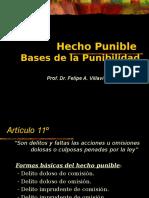 07. El Hecho Punible