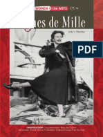 Hasday, Judy L. - Agnes de Mille