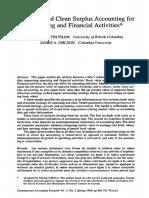 Jurnal Akuntansi Keuangan Feltham 1995