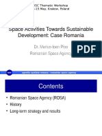 Space Group Romania ROSA