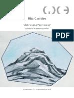 M.Fátima Lambert - Catálogo_Rita Carreiro _ Final Print
