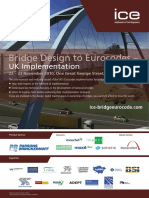 Bridge Design to Eurocode - UK Implementation