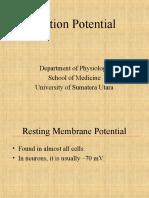 BBC1-K5 Membran Potensial Sel (Fisiologi)