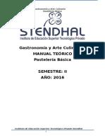Manual Pastelería Básica