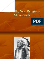Black Elk, New Religious Movements.ppt