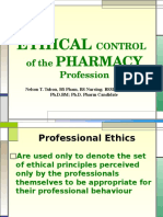 Ethical Control