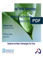 HYDRAcap MAX Presentation - January 2012