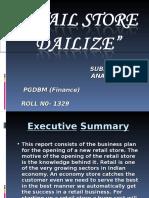45939443 Retail Store Business Plan