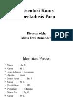 Presentasi Kasus TB Paru