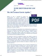 La Crisis de Identidad de Géneros -Carmen García