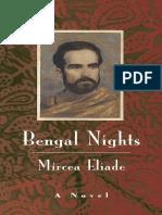 Bengal Nights - Mircea Eliade.pdf