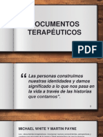Documentos Terapeuticos