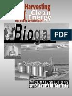 Biogas Report