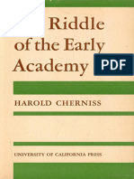 Harold Cherniss-The Riddle of the Early Academy    -Russell & Russell (1962).pdf