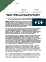 Dmc-fx580 Press Release Us Final