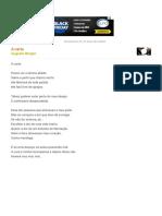 A Carta - Augusto Bergen