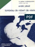 Andre Jolivet - Tombeau de Robert de Visée.pdf
