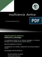 INSUFICIENCIA AORTICA