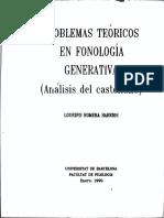 Problemas teóricos en fonología generativa
